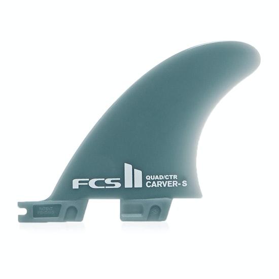 FCS II Carver Quad Rear Fin