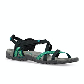 Merrell Terran Lattice II Womens Sandals - Navy