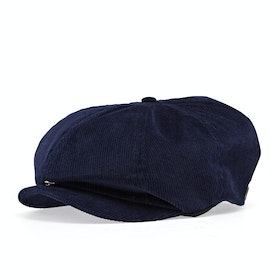 Brixton Brood Cord Snap Cap - Patriot Blue