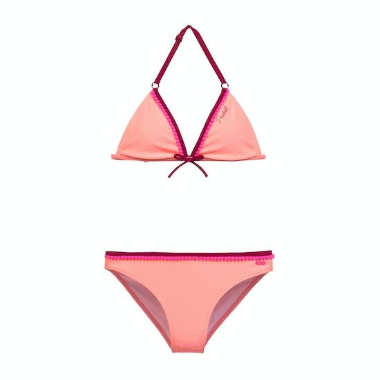 Bikini Girls Protest Cosi 19 Jr Triangle