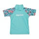 Rip Curl Mini Anak Short Sleeve UV Girls Rash Vest
