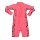 Rash Vest Girls Rip Curl Mini Long Sleeve UV Sun Suit