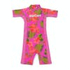 Maillot de Bain Rip Curl Mini Ss Uv Spring - Pink