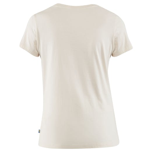 Fjallraven Arctic Fox Print Ladies T Shirt