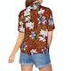 RVCA Adventure Club Womens Short Sleeve Shirt