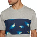 Element Hoffman Panel Short Sleeve T-Shirt