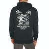 Element Supply Co Pullover Hoody - Off Black