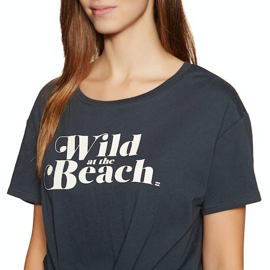 Billabong Beach Everyday Ladies Short Sleeve T-Shirt