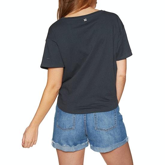 Billabong Beach Everyday Womens Short Sleeve T-Shirt