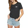 Billabong Legacy Womens Short Sleeve T-Shirt - Black