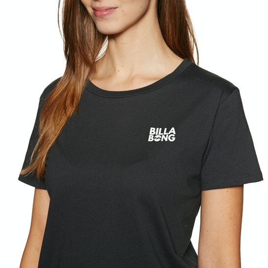 Billabong Legacy Womens Short Sleeve T-Shirt