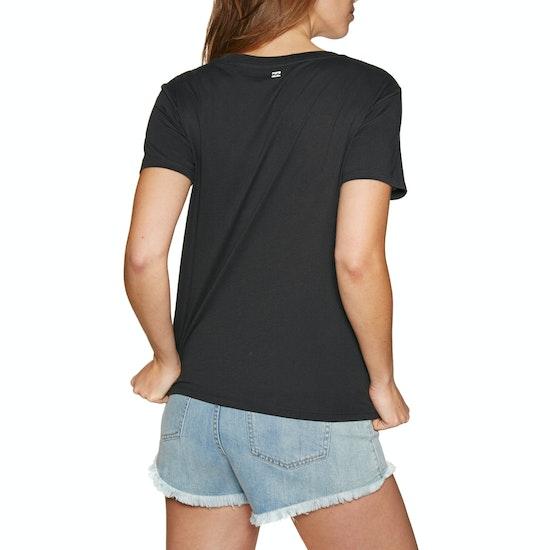 Billabong Legacy Ladies Short Sleeve T-Shirt