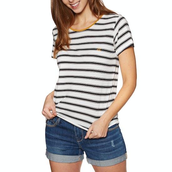 Billabong Soul Babe Ladies Short Sleeve T-Shirt