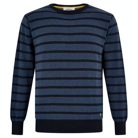 Dubarry Avondale Sweater - Navy Multi