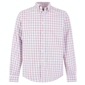 Dubarry Ferns Mens Shirt - Red Multi