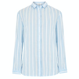 Dubarry Violet Ladies Shirt - Pale Blue