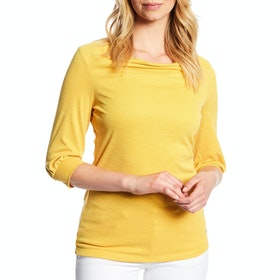 Dubarry Ballymote Ladies Top - Sunflower