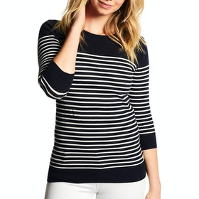 Dubarry Dunraven Ladies Top - Navy