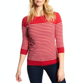 Dubarry Dunraven Ladies Top - Poppy