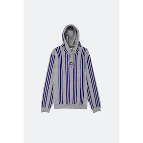 Adidas Hardies Kapuzenpullover - Core Heather Collegiate Purple