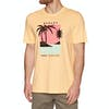 Hurley Good Times Short Sleeve T-Shirt - Melon Tint Htr