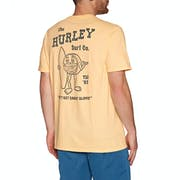 Hurley Slippin Short Sleeve T-Shirt