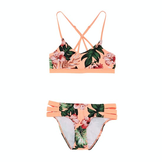 Bikini Girls Rip Curl Teen Hanalei Bay