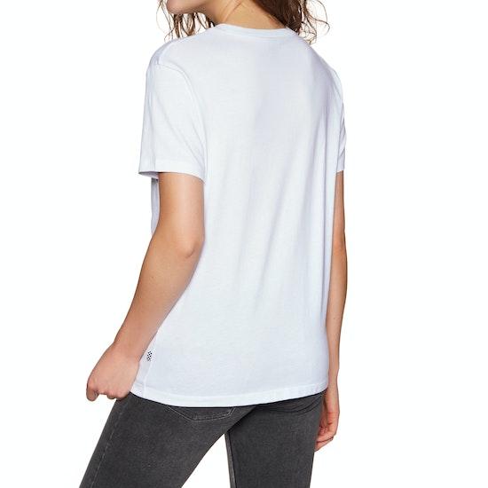 Vans Paradise Floral Box Fill Dames T-Shirt Korte Mouwen