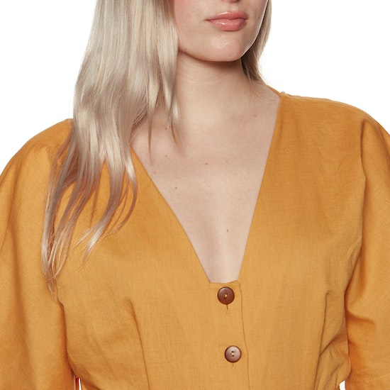 Seafolly Button Front Dress