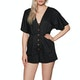 Seafolly Button Front Playsuit