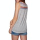 Protest Missing Singlet Womens Tank Vest