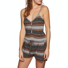 Protest Minera Playsuit - Bloody Mary
