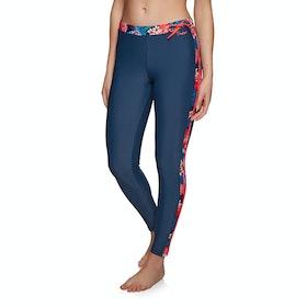 Protest Neysa Surf Womens Leggings - Deep Kobalt