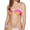 Billabong Soul Stripe Bandeau Bikini Top - Multi