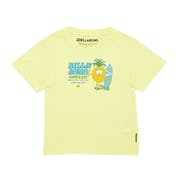 Camiseta de manga corta Niño Billabong Speedy Tod