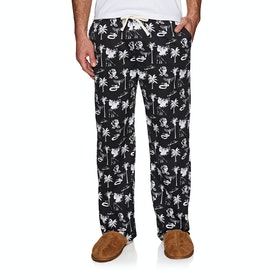 SWELL Shadows Pyjamas - Black White