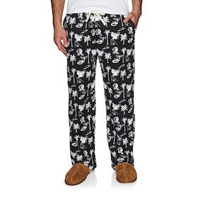 Pijamas SWELL Shadows - Black White