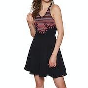 Superdry Leah Emb Skater Dress