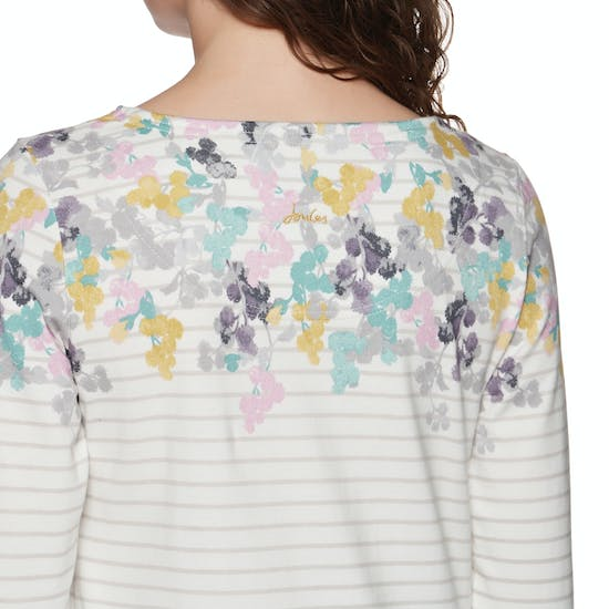 Joules Harbour Print Womens Top