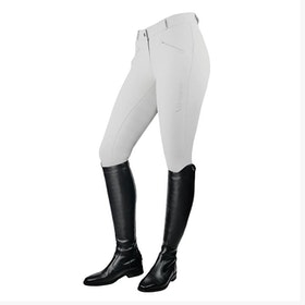 John Whitaker Miami Childrens Riding Breeches - White