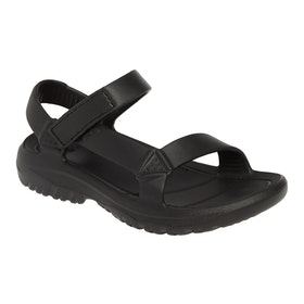 Teva Hurricane Drift Ladies Sandals - Black