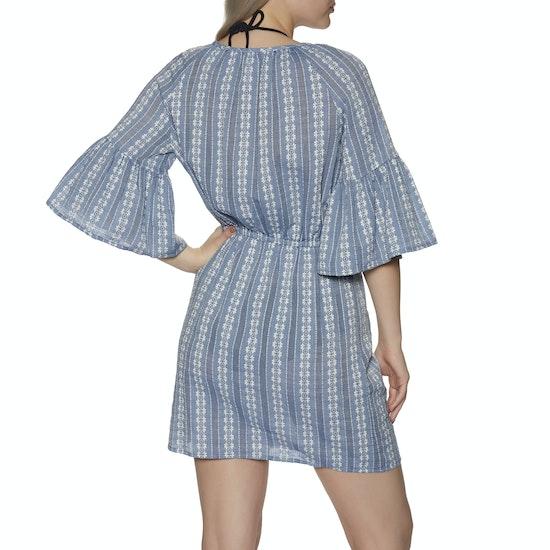 Seafolly Dobby Stripe Kleid