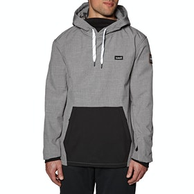 Chaqueta de forro polar Planks Parkside Pro Soft Shell Riding Hood - Sports Grey