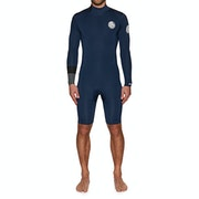 Rip Curl Aggrolite Long Sleeve Back Zip Shorty Wetsuit
