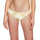 Billabong X Sincerely Jules Dos Palmas Lowrider Bikini Bottoms