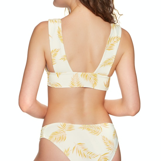 Billabong X Sincerely Jules Dos Palmas Plunge Bikini Top