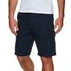 Billabong All Day Cargo Vintage Wash Shorts - Navy