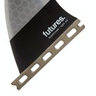 Futures Qd2 Honeycomb 4.00 Flat Fin