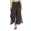 Pantalon Seafolly Inka Gypsy Diamond Split - Black