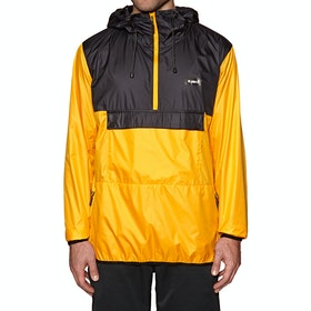 Coupe-vent Planks Radorak Packable Anorak - Sunset Yellow